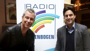 Thomas Gottschalk erhält 2016 Radio Regenbogen Ehren-Award im Europa-Park