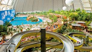 Größter Indoor-Wasserpark der Welt: Tropical Islands in Guinness-Buch der Rekorde 2017 aufgenommen