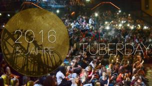 XXL TuberDay 2016 im Movie Park Germany zum 5. Jubiläum zwei Tage lang