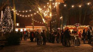 Weihnachtsmarkt in der ZOOM Erlebniswelt