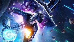 """""""Galactica"""" in Alton Towers eröffnet am 24. März 2016: Einblick in die virtuelle Achterbahn-Umgebung"""