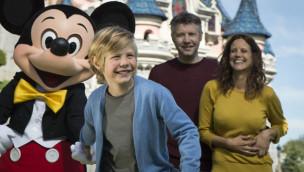 Disneyland Paris startet 2016 neue TV-Kampagne