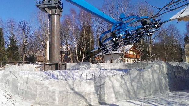 Duell Der Adler Baustellenbild Januar 2016