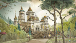 Efteling - Symbolica Palace of Fantasy - Artwork