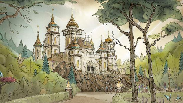 Efteling - Symbolica Palace of Fantasy - Artwork