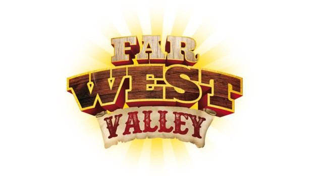 Far West Valley Logo aus Mirabilandia