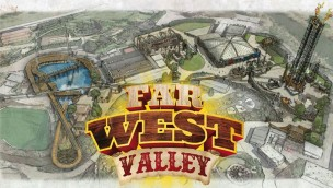 Far West Valley in Mirabilandia - Ankündigung