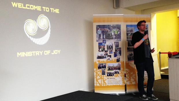 FKF Convention - Vortrag Ministry of Joy