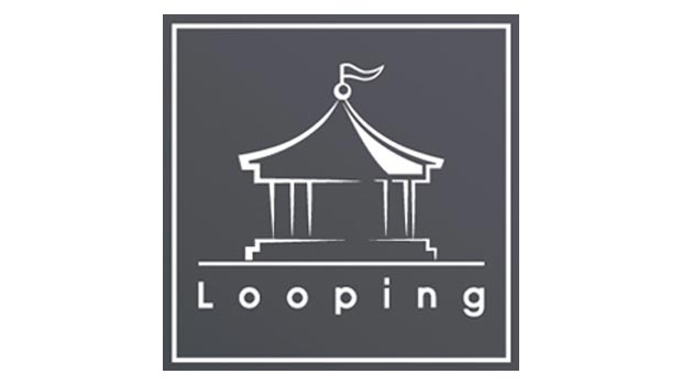 Freizeitpark-Gruppe Looping