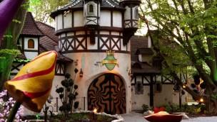 Kino im Europa-Park-Märchenwald zeigt ab 2016 neues Abenteuer von Ed Euromaus