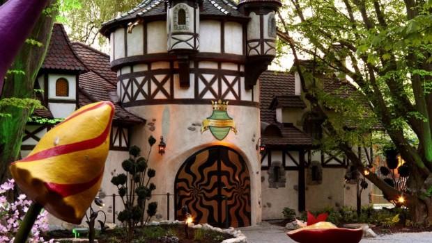 Grimm-Bibliothek im Europa-Park