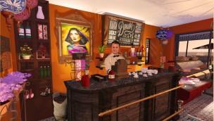 Heide Park gibt Einblick in neues Café 2016 und sucht Namen