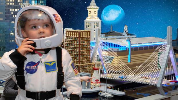 LEGOLAND Discovery Centre Berlin - Spielbereich neu 2016