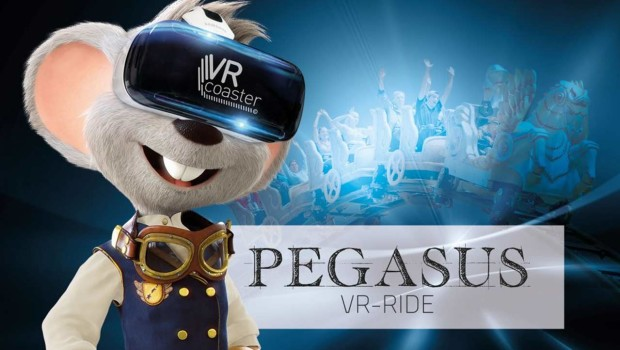 PEGASUS VR-Ride im Europa-Park