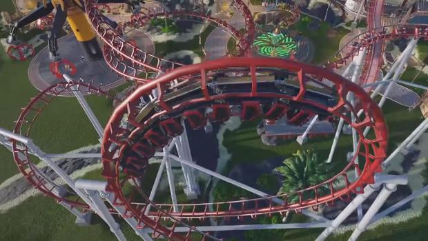 Planet Coaster Screenshot Januar 2016