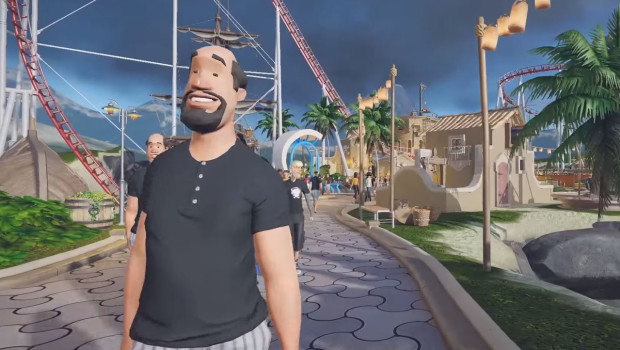 Planet Coaster Screenshot Januar 2016