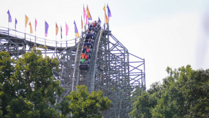 The Legend in Holiday World - First-Drop