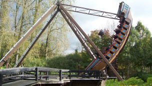 Walibi Holland Hudson Bay