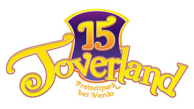 15 Jahre Toverland Logo 2016
