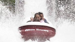 """Alton Towers reißt Wildwasserbahn """"The Flume"""" nach 35 Jahren ab"""