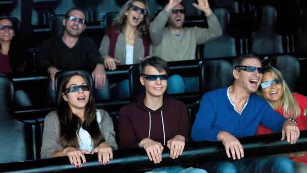 4D-Erlebnis-Kino in der Bavaria Filmstadt