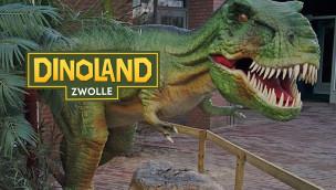 Dinoland Zwolle eröffnet: Neuer Dinosaurier-Themenpark in den Niederlanden
