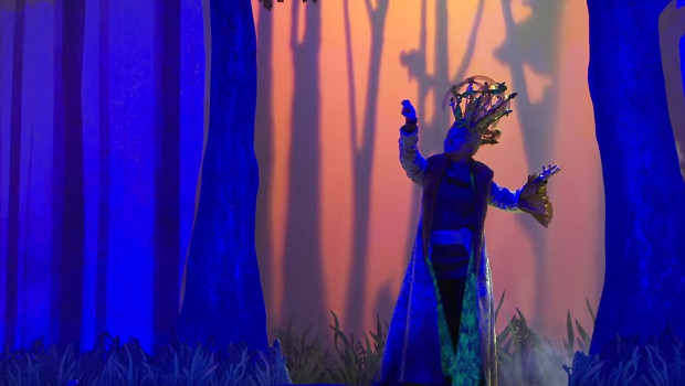 "Disneyland Paris Musical ""Forest of Enchantment"" - Szene 1"