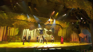"Disneyland Paris Musical ""Forest of Enchantment"" - Szene 3"