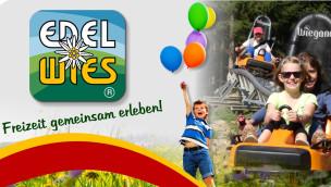 Edelwies FamilienFreizeit 2017 neu mit Tagestickets: Unbegrenzter Fahrspaß zum Festpreis