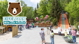 "Eifelpark Gondorf 2016 mit ""Breakdance"" als saisonale Attraktion"