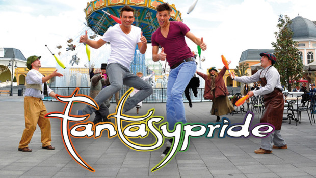Fantasypride 2016 - Der Gay Day im Phantasialand
