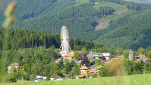 FORT FUN Abenteuerland Panoramablick
