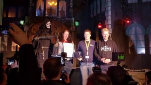 Grusellabyrinth NRW erhält FKF-Award 2015