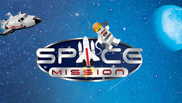 LEGOLAND Dsicovery Centre Berlin Space Missioni