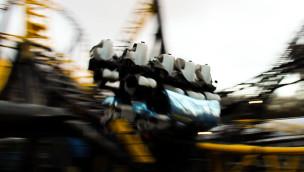 """Walibi Holland verrät Geschwindigkeit: """"Lost Gravity"""" fährt 87 km/h"""