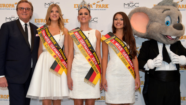 Miss Germany 2016 - Francesca Orru und Katharina Schubert