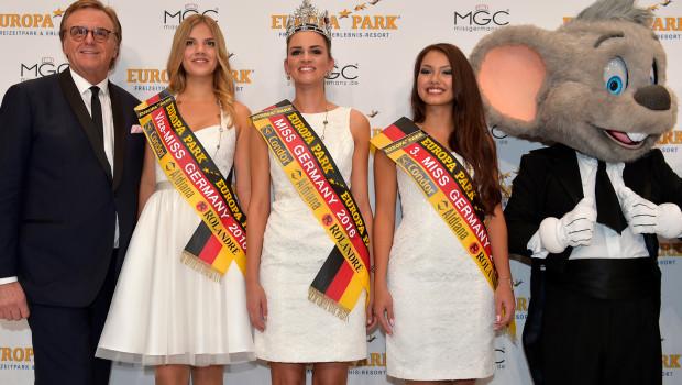 Miss Germany 2016 - Francesca Orru und Katharina Schubert