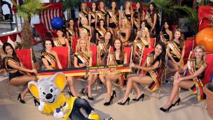 Miss Germany Wahl wird 2016 im Live-Stream aus dem Europa-Park gezeigt