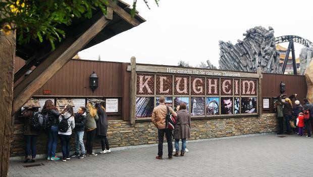 Phantasialand Klugheim Eröffnung 2016