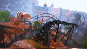 "Hier fährt ""TARON"": OnRide-Animation der neuen Rekord-Achterbahn im Phantasialand"