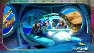 """SeaWorld San Diego kündigt neue Themenwelt """"Ocean Explorer"""" für 2017 an"""