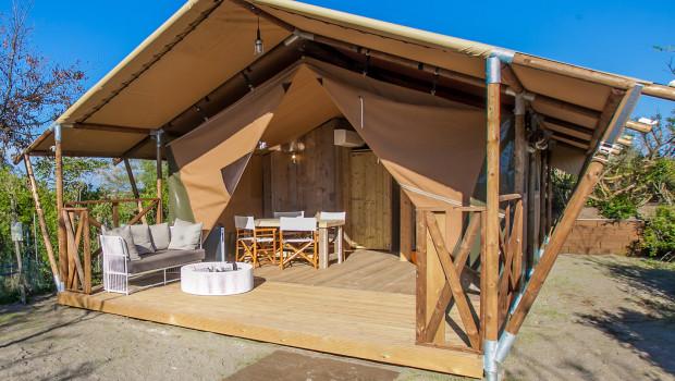 Serengeti-Park Zelt-Lodge