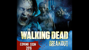 The Walking Dead Movie Park Germany 2016 Artwork