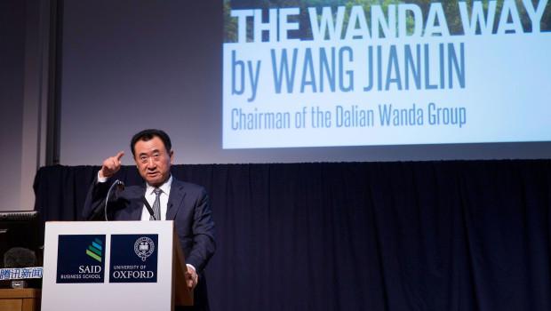 Wang Jianlin - Dalian Wanda Group