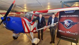 """Duinrell kündigt Sky Fly """"Wild Wings"""" als neue Attraktion 2016 offiziell an"""