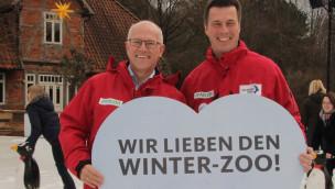 Winter-Zoo Hannover 2016 endet: über 200.000 Besucher wurden begrüßt