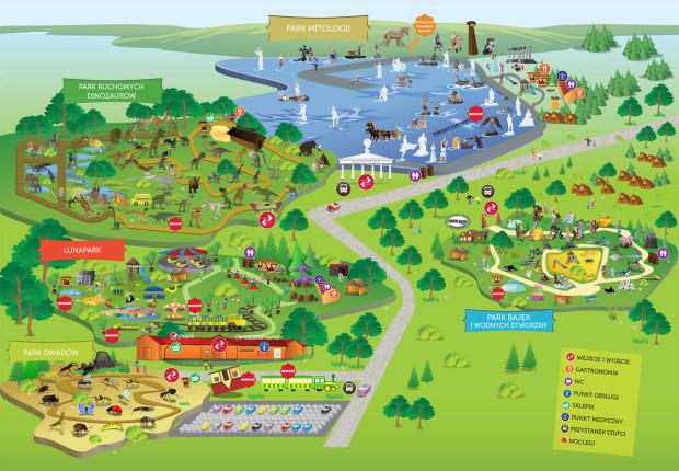 Zatorland Parkplan 2016