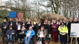Zoo Osnabrück verteilt 2016 Gutscheine für Besuch zum halben Preis am 12. und 13. März