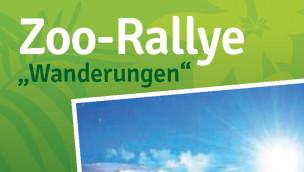 """Rallye zum Thema """"Wanderungen"""" im Zoo Karlsruhe bis 11. März 2016 möglich"""