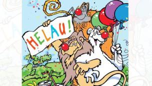 ZOOM Erlebniswelt lädt zum tierischen Karneval 2016 am 7. Februar